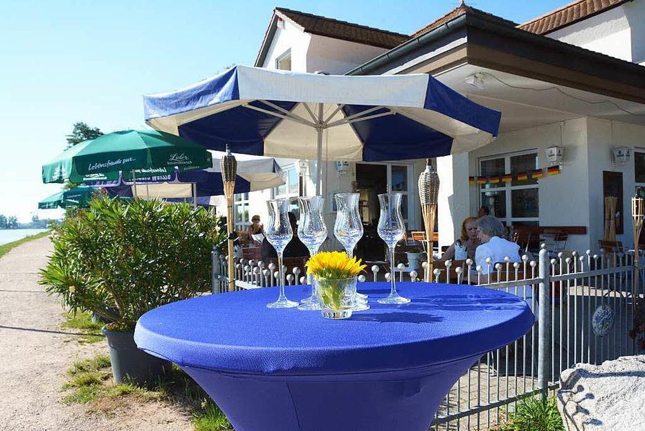 Gasthaus am Bootssteg - Weil am Rhein