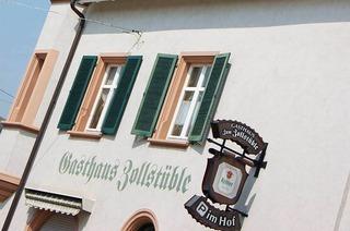 Gasthaus Zollstüble