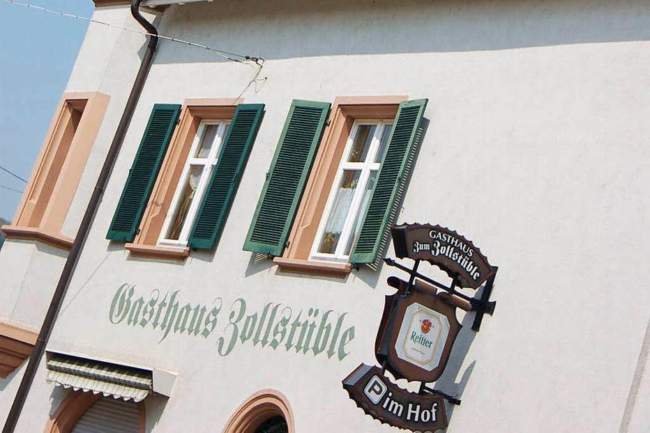 Gasthaus Zollstüble - Lörrach
