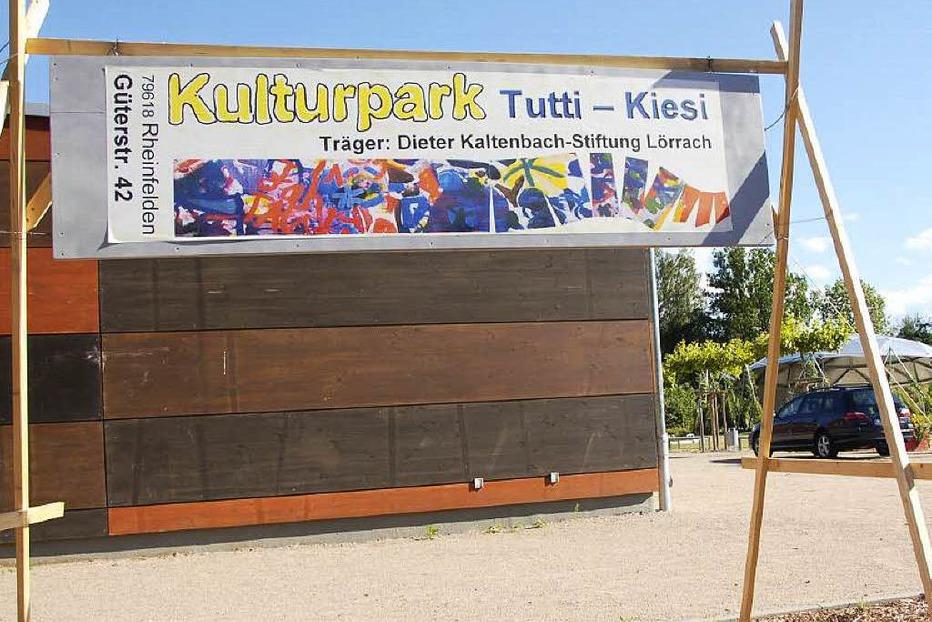 Kulturpark Tutti-Kiesi - Rheinfelden