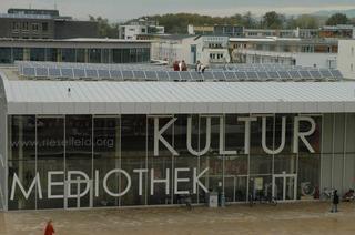 Glashaus Rieselfeld
