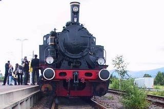 Achertalbahn Dampfzug