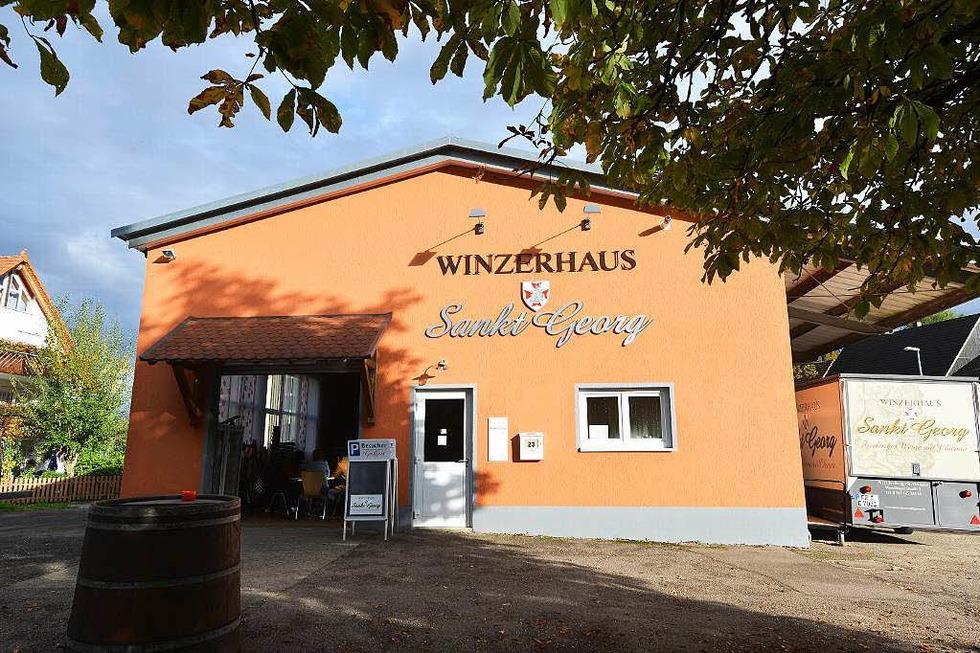 Winzerhaus Sankt Georg - Freiburg