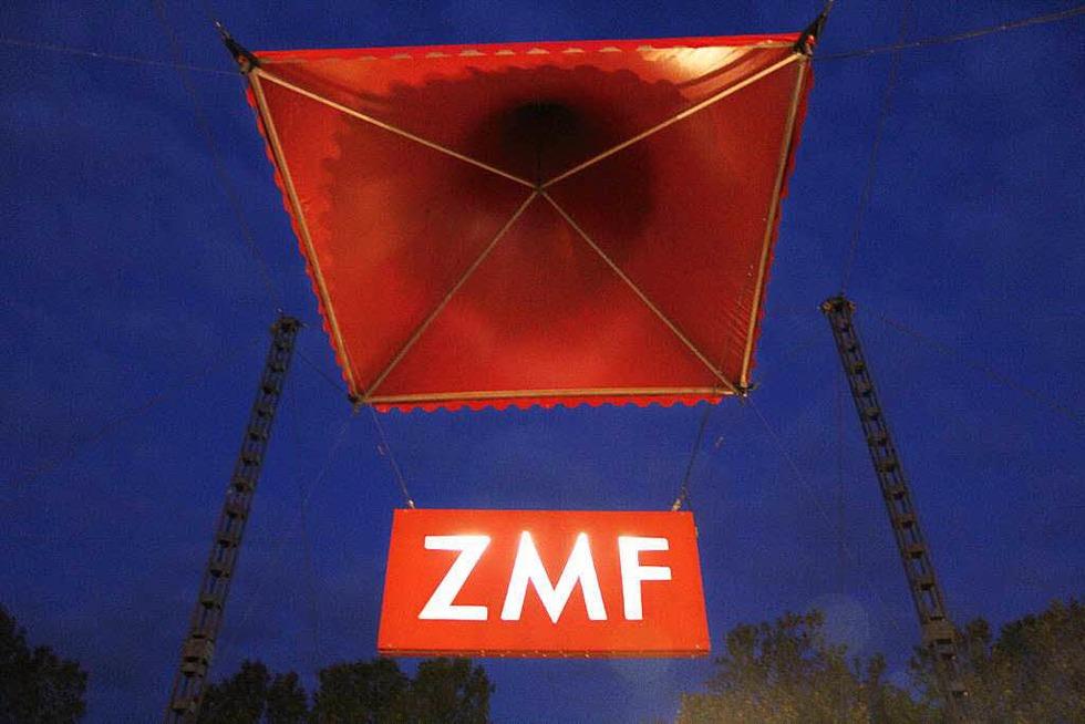 Zelt-Musik-Festival Zirkuszelt - Freiburg