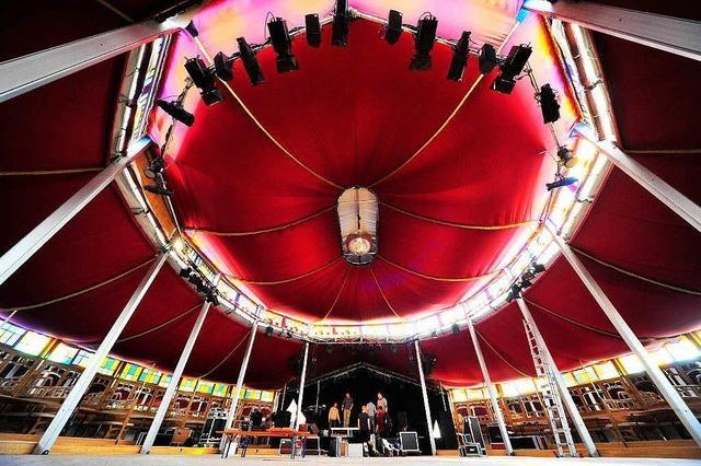 Zelt-Musik-Festival Spiegelzelt