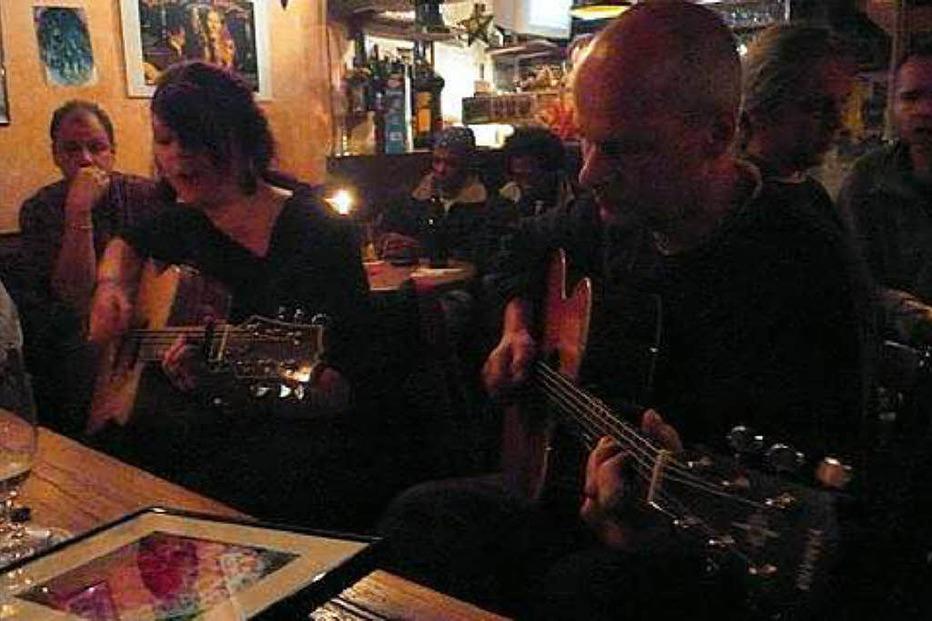 Litfass Musikkneipe - Freiburg