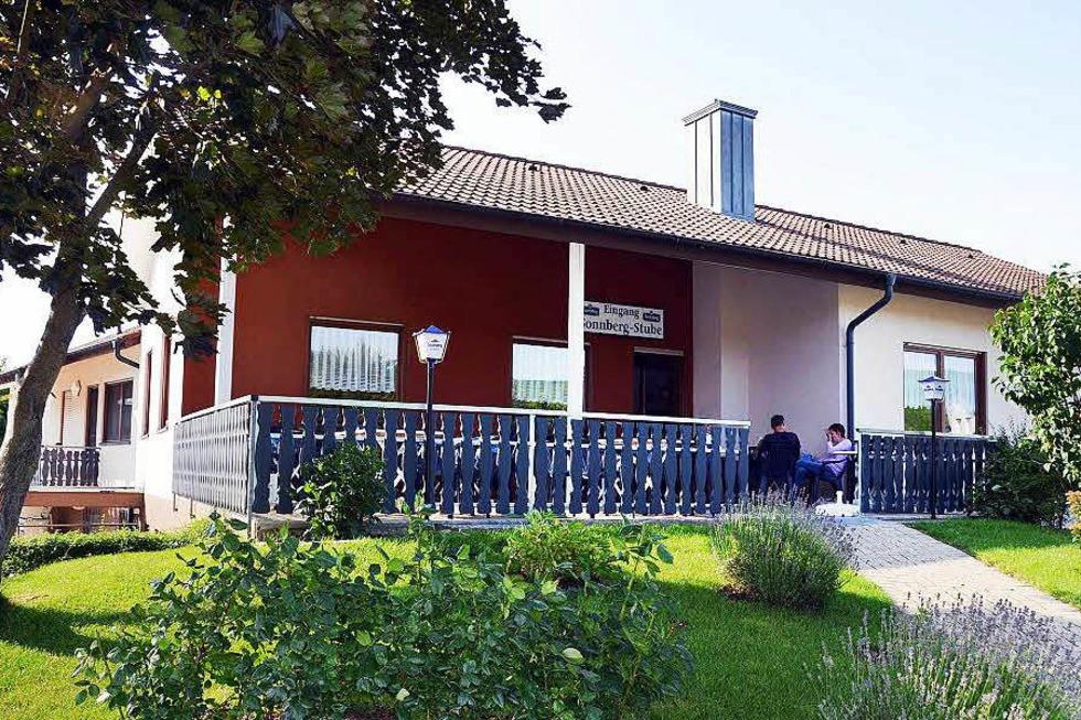 Sportgaststätte Sonnbergstube - Auggen