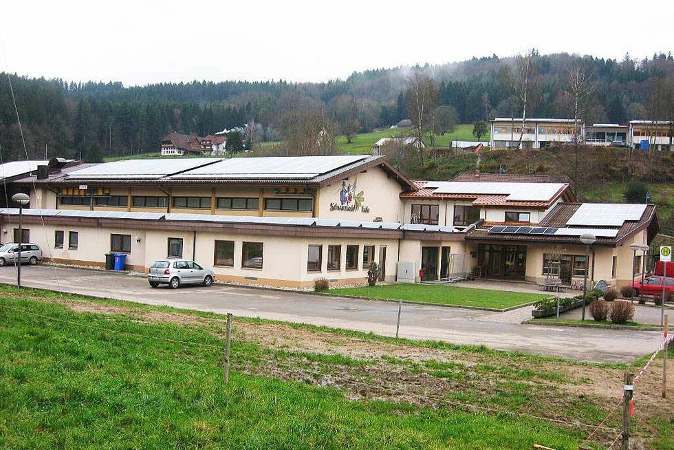 Schwarzwaldhalle - Gengenbach