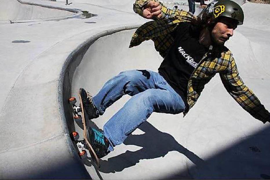 Skatepark Portland - Basel