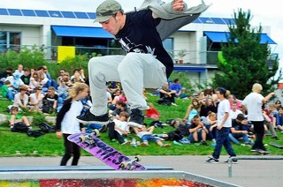 Skatepark Rieselfeld