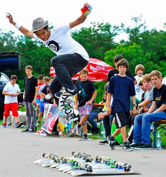 Skatepark Rieselfeld - Freiburg