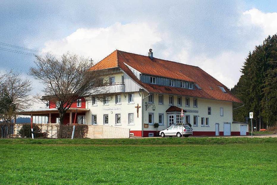 Höhengasthaus zum Kreuz - Biederbach
