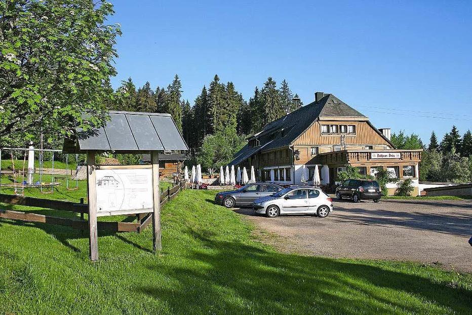 Gasthaus Glashütte - Bonndorf