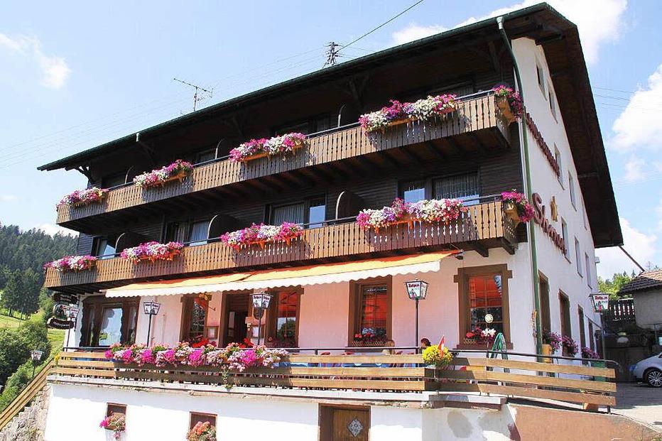 Gasthaus Sternen (Schwarzenbach) - Todtmoos