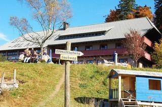 Berggasthaus Gisiboden (Geschwend)