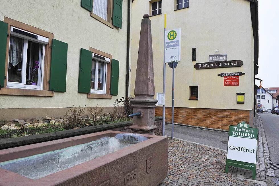 Trefzers Wiistübli Tüllingen - Lörrach