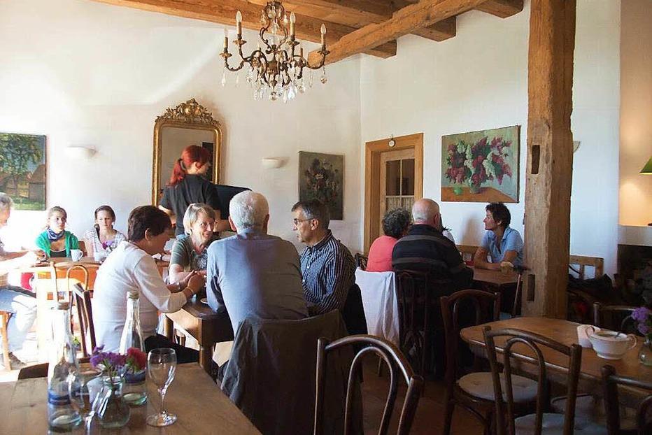 Café Mondweide (Sehringen) - Badenweiler