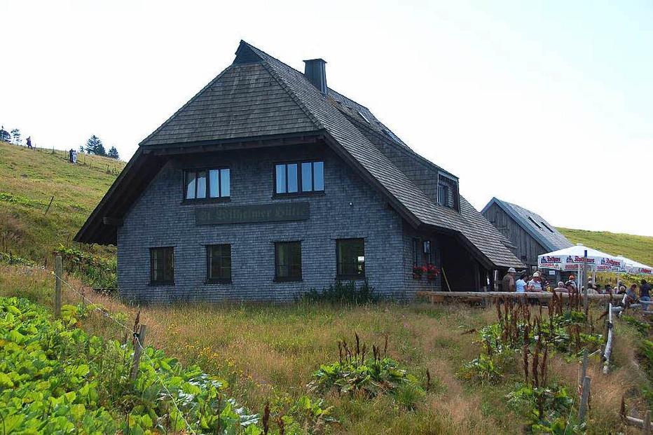 St. Wilhelmer Hütte - Feldberg