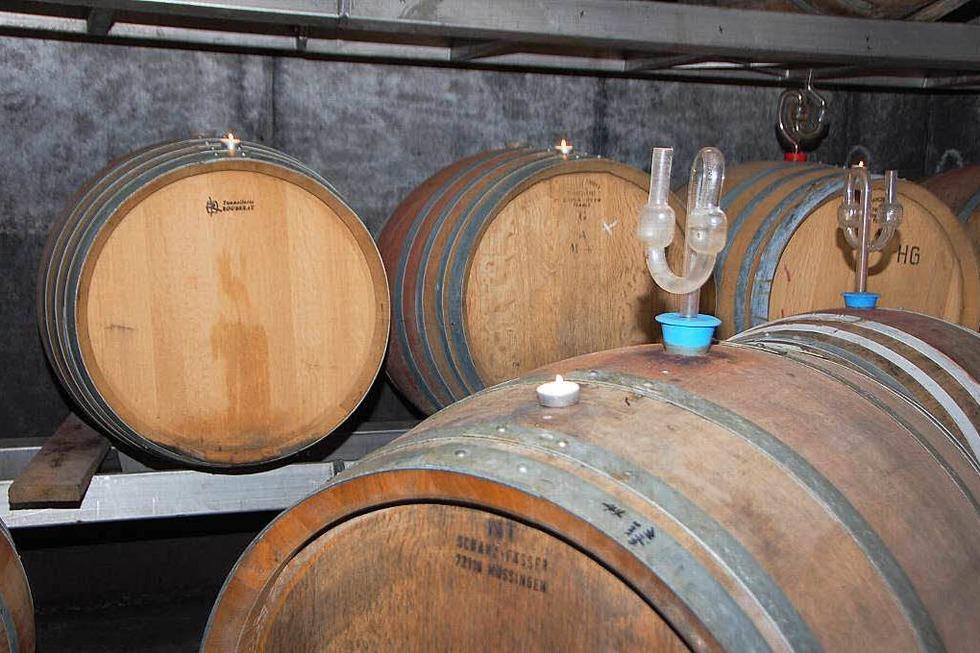 Weingut und Straußenwirtschaft Gretzmeier - Merdingen