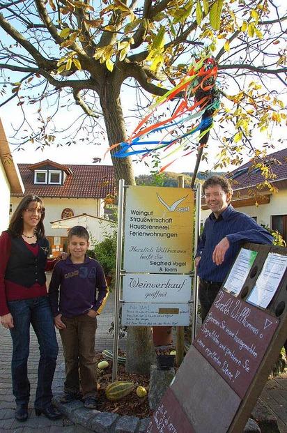 Weingut und Strau�enwirtschaft Vogel (Oberbergen) - Vogtsburg