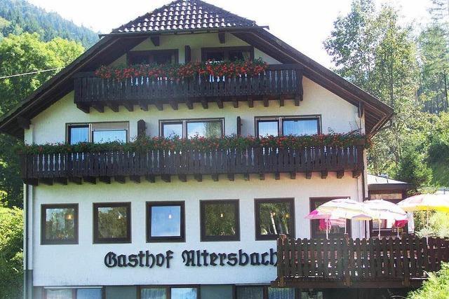 Gasthaus Altersbach
