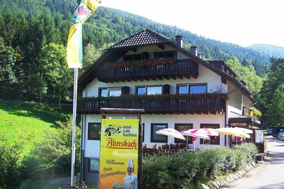 Gasthaus Altersbach - Waldkirch