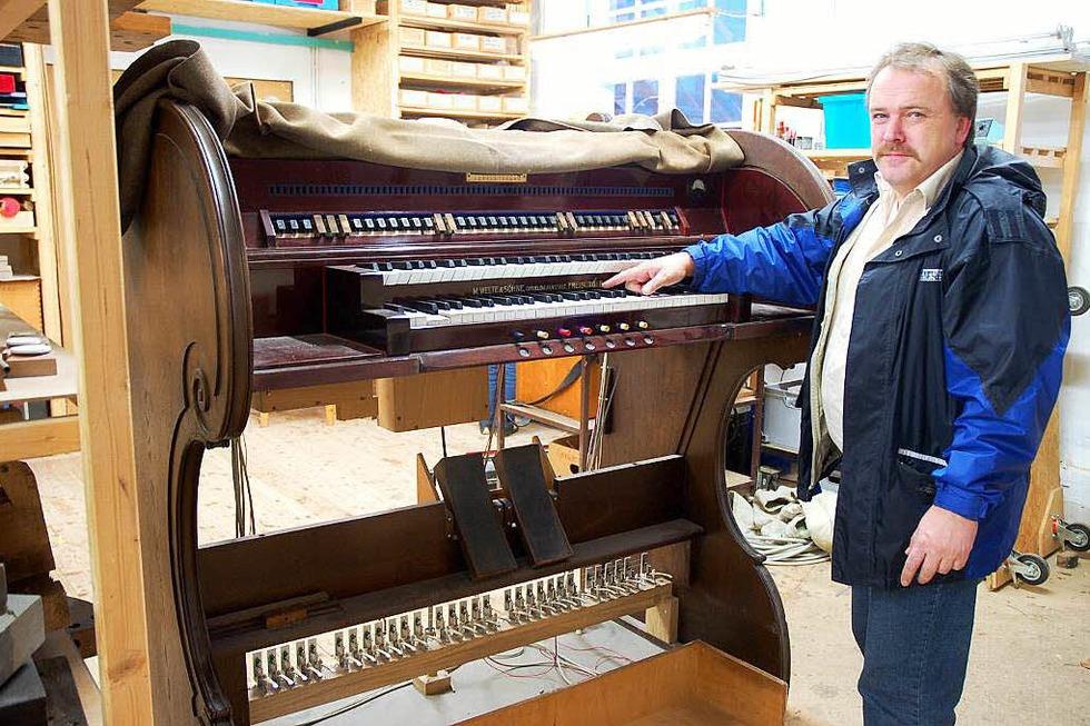 Orgelbauwerkstatt Jäger & Brommer - Waldkirch