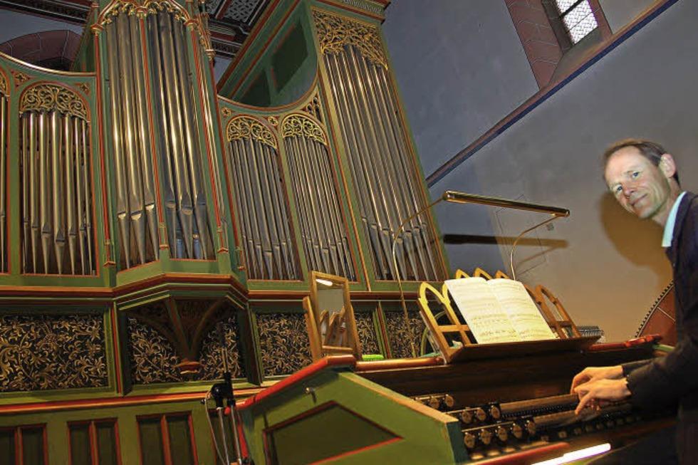Glottertäler Orgel mit Aussagekraft - Badische Zeitung TICKET