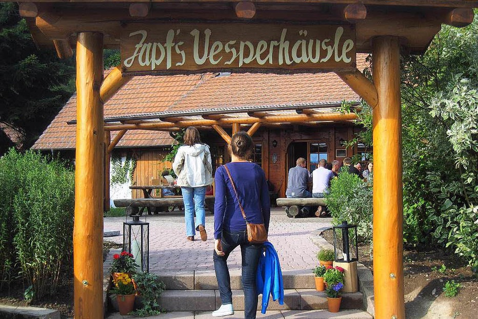Zapfs Vesperhäusle - Gengenbach
