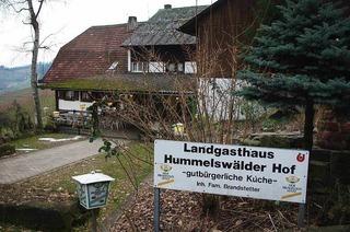 Landgasthof Hummelswälder Hof (Bottenau)