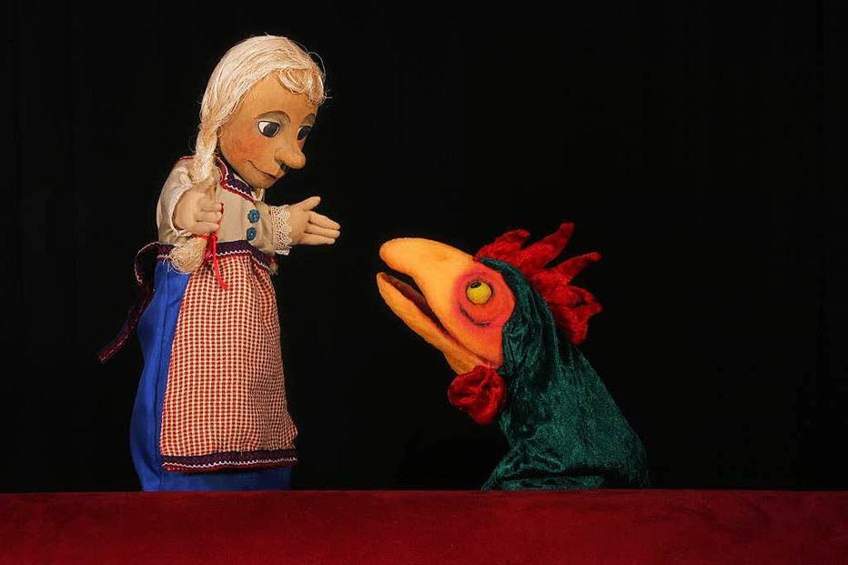 Figurentheater Allerhand - Murg