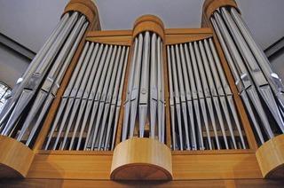 Langer Atem für eine große Orgel