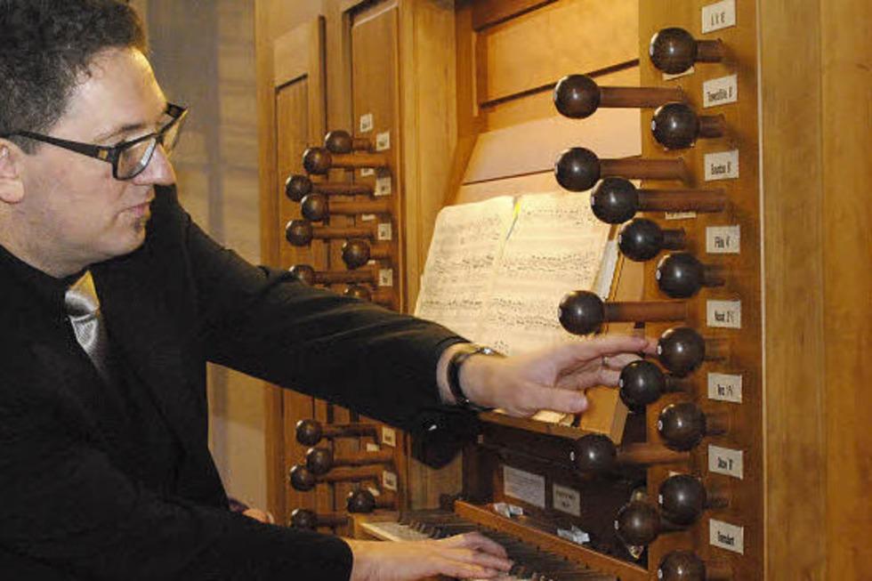 Langer Atem für eine große Orgel - Badische Zeitung TICKET