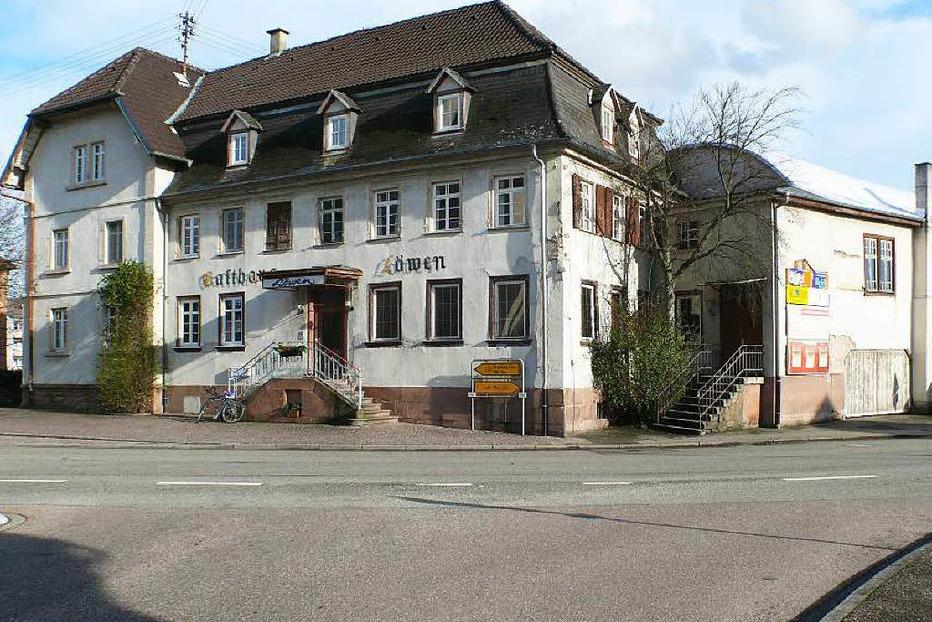 Gasthaus L�wen Ichenheim - Neuried
