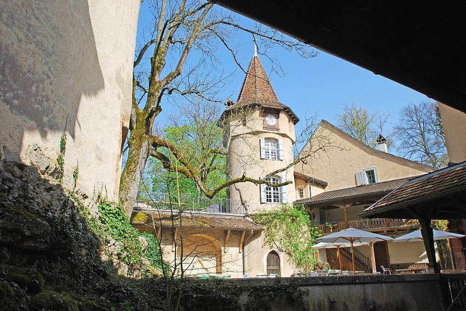 Schloss Wildenstein Bubendorf - Liestal