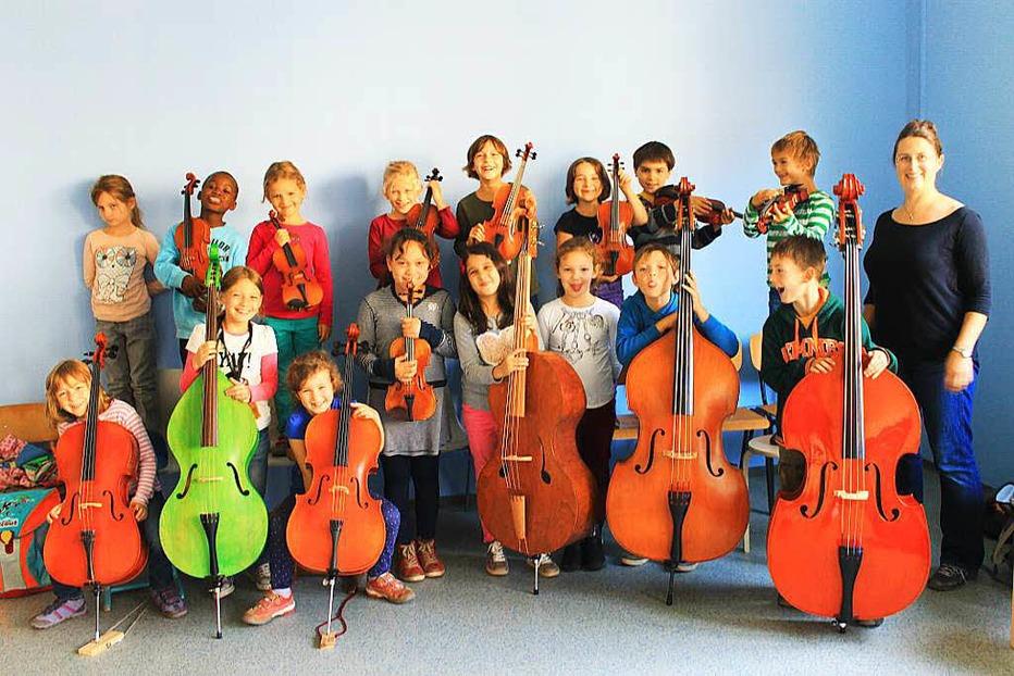 Städtische Musikschule - Müllheim