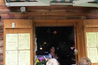 Fischerhütte Nonnenmattweiher
