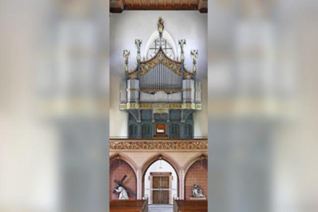 Eine Orgel als Spiegel der Geschichte