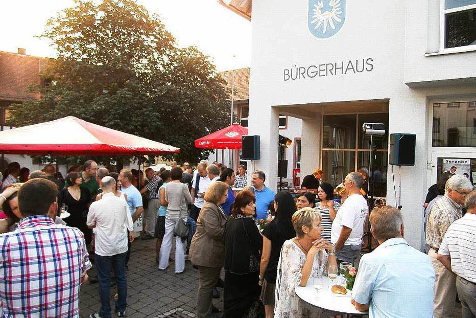 Bürgerhaus - Endingen