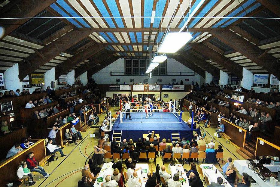 Gro�markthalle (Dinglingen) - Lahr