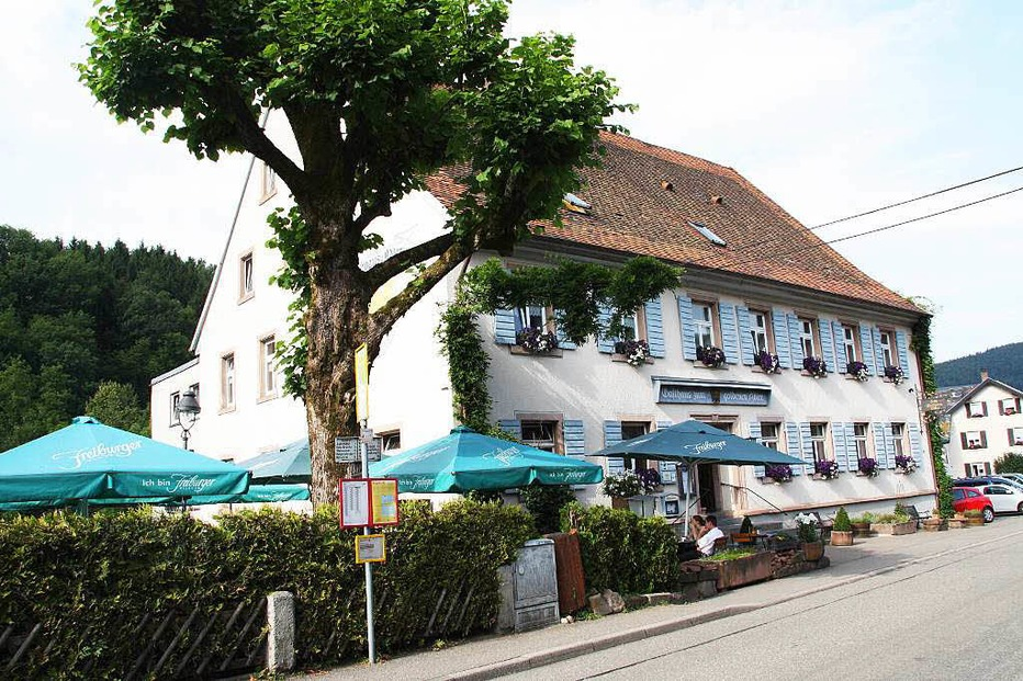 Gasthaus Goldener Adler - Oberried