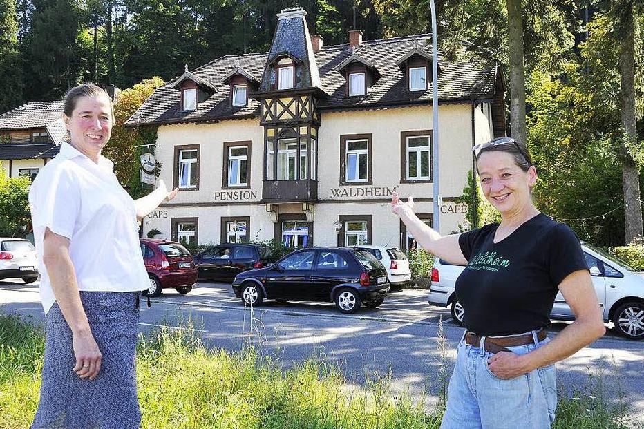 Gasthaus Waldheim Günterstal - Freiburg