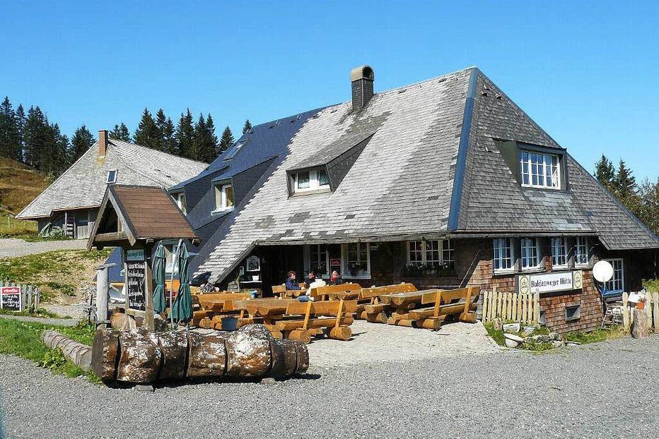 Baldenweger Hütte - Feldberg