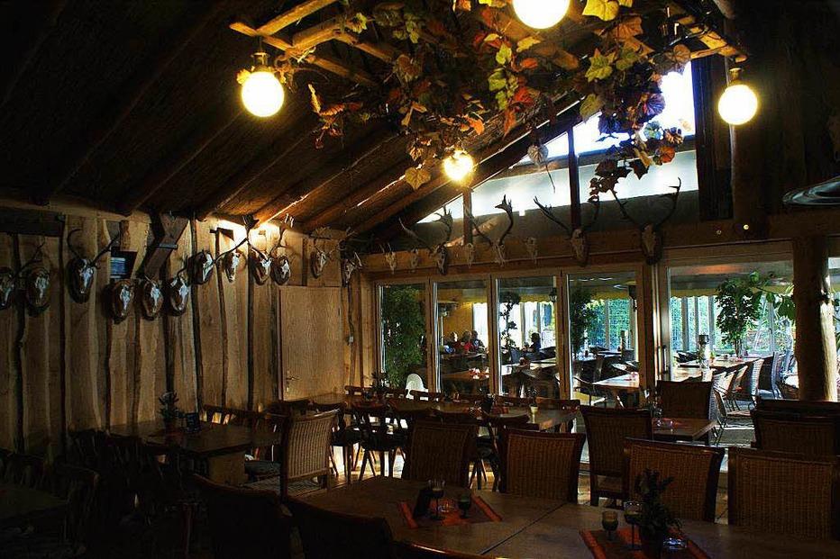 Gerhart's Strau�e (Jechtingen) - Sasbach