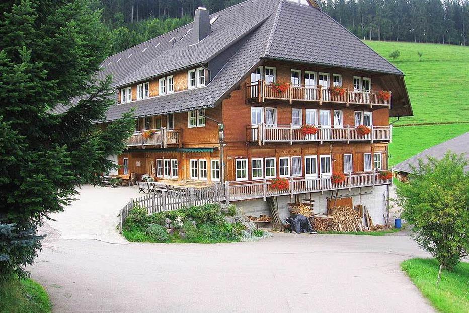 Gasthaus Zum Strau� - Breitnau