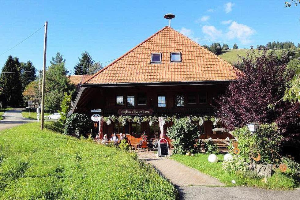 Gasthaus Holzer Kreuz - Fröhnd