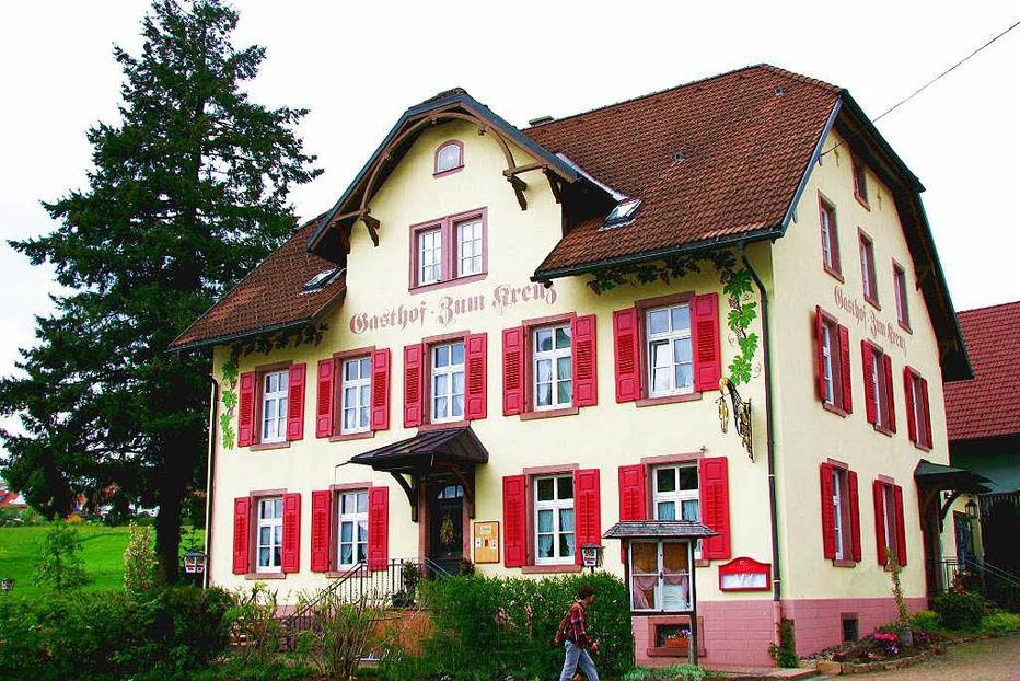 Gasthof Zum Kreuz - St. Peter