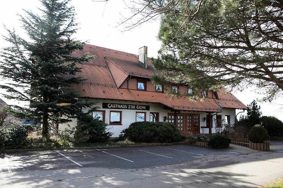 Gaststätte Eiche Langenhard - Lahr