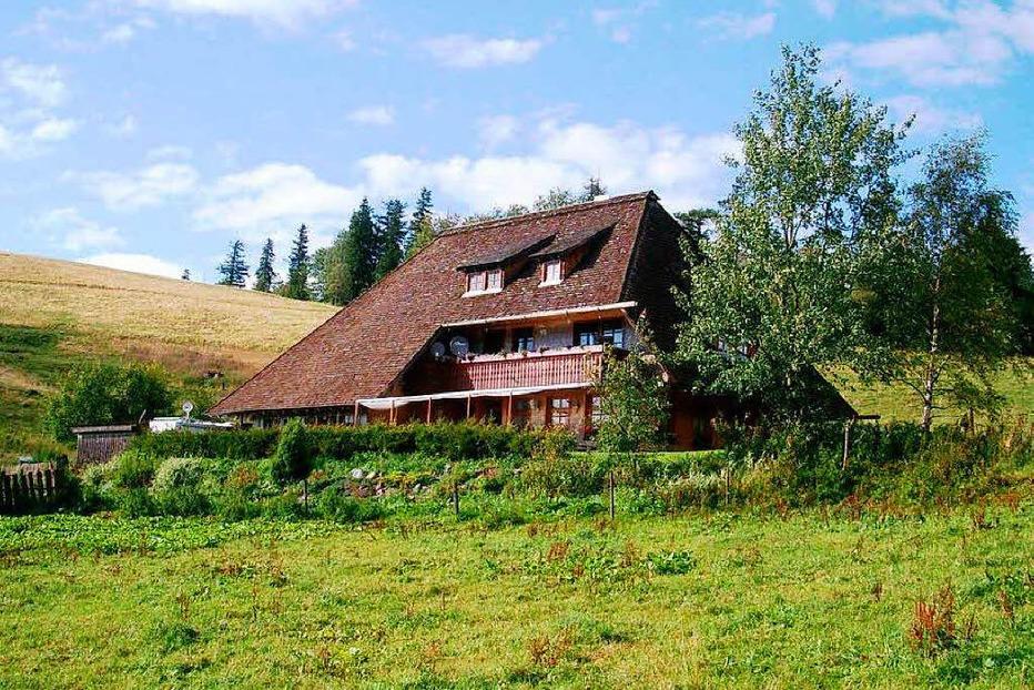 Hinterwaldkopfhütte Zastler - Oberried