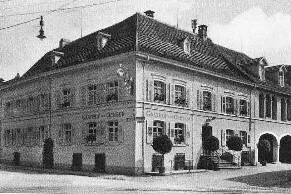 Gasthaus Ochsen - Steinen